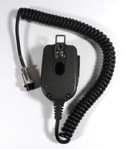 Icom Original HM-36 UP & DOWN Hand Microphone with 8 Pin Standard Connector in Excellent Condition