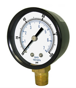 """2"""" Standard Pressure Gauge 0-160"""