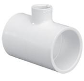 "3""X3""x1"" PVC Reducing Tee Slip Sch 40 (PF 401-335)"