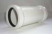 "4"" PVC Gasketed Repair Coupling (FS 109-040)"