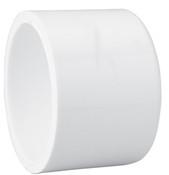 "8"" PVC Cap Slip Sch 40 (PF 447-080)"