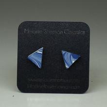 Melanie Sherman - Triangle Ear Studs 2