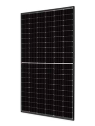 JA Solar 325W Mono Percium Half-Cell Black Frame Long Cable