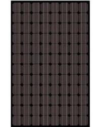 Hengji Solar HJM250M-32-BL 250 Watts Solar Panel Module (Discontinued)