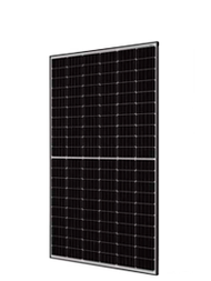 JA Solar 335W LW Mono Percium Half-Cell Black Frame MC4