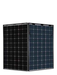 JA Solar 315W Mono Perc Bifacial Double Glass Black Framed Module
