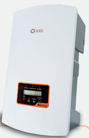 Solis 5kW 4G 3ph Dual MPPT - DC Power Inverter