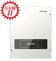 Sofar 3.6 KTLM G2 Single Phase Dual MPPT Inverter with DC - wifi included