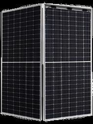 JA Solar 400W 72 Cell Mono PERC Bifacial Double Glass Half Cell Silver Frame