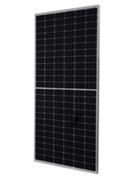 JA Solar 345W Large Wafer Poly Half-Cell Solar Panel Module