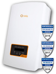 Solis 6.0kW 4G Dual MPPT - Single Phase with DC Power Inverter