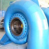Francis Hydro turbine 10Mw