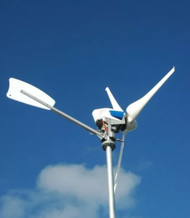 ANTARIS 2.5kW UNO-DM-3.3-TL Wind Turbine Package