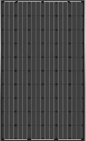 JA Solar JAM6(BK)-60-230/SI 230 Watt Solar Panel Module image