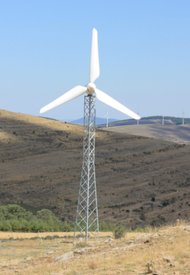 Ryse Energy E-60 60kW Wind Turbine