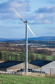 Ryse Energy GW-133 9.7kW Wind Turbine