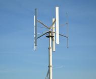 Ryse Energy N-55 55kW Wind Turbine