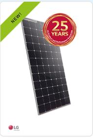 LG 415W Mono Neon2 BiFacial L5 Solar Panel Module