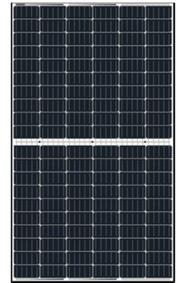 Longi 320W Black Framed Split Cell Mono (white backsheet) Solar Panel Module