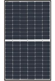 Longi 370W HiMo4 Black Framed Split Cell Mono (white backsheet) Solar Panel Module
