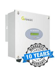 Growatt 2500s single phase inverter, single mppt with DC switch