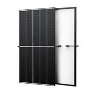 Trina Vertex S 395W Black Framed Mono (white backsheet)