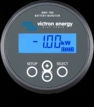 Victron BMV-700 battery monitor with current shunt (BMV-702)