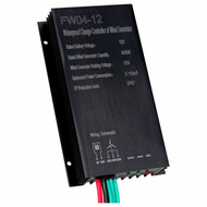 400W 12V WATERPROOF WIND CHARGE CONTROLLER / REGULATOR FOR 12V WIND TURBINES UP TO 400W