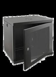 Racky Rax Cabinet 12U 550D  - Black