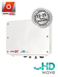 StorEdge HD Wave 3680W AC Coupled inverter NO DISPLAY