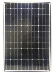 Jetion Solar JT250SBb-BF 250 Watt Solar Panel Module (Discontinued) image