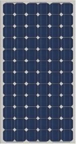 SMS Solar 195M-72 195 Watt Solar Panel Module image