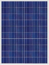 SMS Solar 255P-72 255 Watt Solar Panel Module image