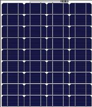 Solar Innova ESF-M-M75-105W 75 Watt Solar Panel Module image