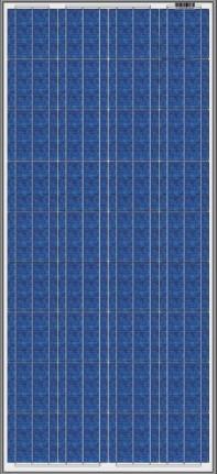 Solar Innova ESF-M-P120-140W 120 Watt Solar Panel Module image