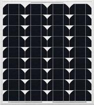 Solar Innova SI-ESF-M-M36-45W 45 Watt Solar Panel Module image