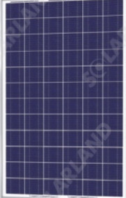 Solarland SLP160-24 160 Watt Solar Panel Module image