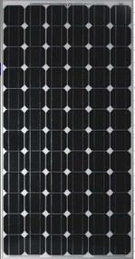 Sun Earth TDB125x125-72-P 180 Watt Solar Panel Module image