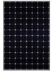 SunPower SPR-E20-327W 327 Watt Solar Panel Module