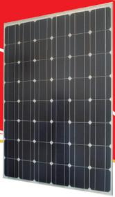 Sunrise SR-M654 220 Watt Solar Panel Module image