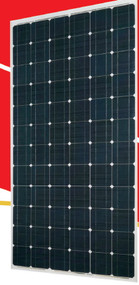 Sunrise SR-M672 285 Watt Solar Panel Module image