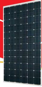 Sunrise SR-M672 300 Watt Solar Panel Module image