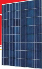 Sunrise SR-P648 195 Watt Solar Panel Module image