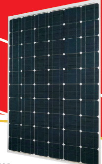 Sunrise SR-P660 240 Watt Solar Panel Module image