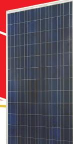Sunrise SR-P672 260 Watt Solar Panel Module image