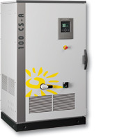 Diehl Controls Platinum 100 CS-A480 100kW Power Inverter Image
