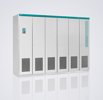 Siemens Sinvert 358kW Power Inverter Image