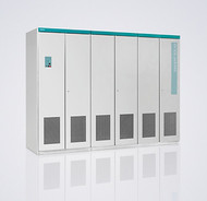 Siemens Sinvert 700MS 716kW Power Inverter Image