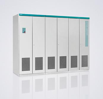 Siemens Sinvert 700MS 716kW Power Inverter Image