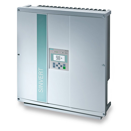 Siemens Sinvert PVM17* 16.5kW Power Inverter Image